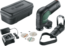 Bosch EasyCurvSander 12 + sanding set