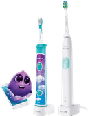 Philips Sonicare HX6807/63 + Sonicare for Kids HX6321/03
