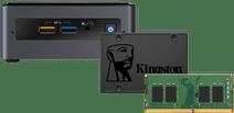 Pack Unité Centrale - Intel NUC7CJYH 8 Go RAM + 480 Go SSD