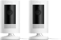 Ring Stick Up Cam Plug-In Wit Duo pack