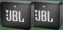 JBL Go 2 Lot de 2 Noir