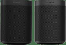 Sonos One + One SL Noir
