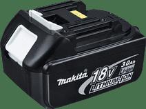Makita BL1830B  LXT 18 volt 3,0 Ah Li-Ion Accu
