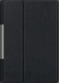 Just in Case Smart Tri-Fold Lenovo Yoga Smart Tab Book Case Noir