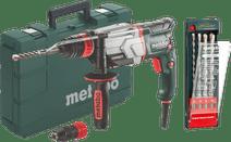Metabo KHE 2860 Quick + 4-delige SDS-plus boren