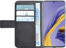 Azuri Wallet Samsung Galaxy A51 Book Case Zwart