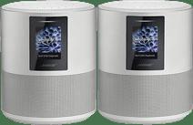 Bose Home Speaker 500 Lot de 2 Argent