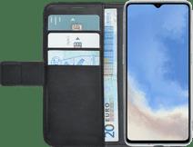Azuri Wallet Magnétique OnePlus 7T Book Case Noir