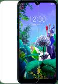 Azuri Rinox LG Q60 Screenprotector Gehard Glas
