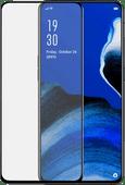 Azuri Rinox Oppo Reno2 Screenprotector Gehard Glas Zwart