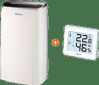 Qlima D620 + Hygrometer