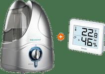 Medisana UHW + Hygromètre