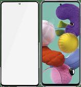 PanzerGlass Case Friendly Samsung Galaxy A51 Protège-écran Verre Noir