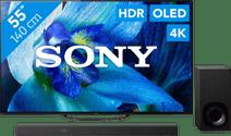 Sony KD-55AG8 + Barre de son