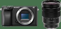 Sony Alpha A6400 + 16-35mm ZA OSS