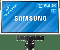 Samsung Flip 2 65 inch met muurbeugel