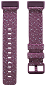 Fitbit Charge 4 Nylon Strap Rosewood Size L