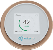 Kaiterra Laser Egg Fijnstof PM 2.5 en VOC meter