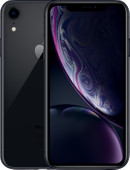 Refurbished iPhone Xr 64 GB Zwart