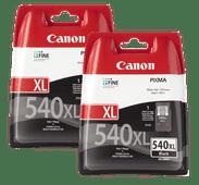 Canon PG-540XL Cartouche Noir Lot de 2