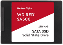WD Red SA500 NAS 2,5 inch SSD 1TB
