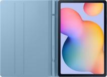 Samsung Galaxy Tab S6 Lite Book Case Blauw