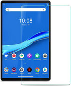 Just in Case Lenovo Tab M10 Plus Screenprotector Glas
