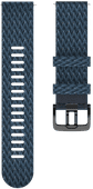 Polar Grit X Paracord Fabric Look Strap Blue M/L