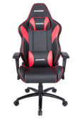 AKRacing Gaming Chair Core LX Plus - Zwart / Rood