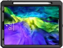Just in Case Heavy Duty Apple iPad Pro 11 pouces (2020)  Étui intégral Noir
