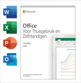Microsoft Office 2019 Home and Business NL