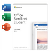 Microsoft Office 2019 Home and Student FR