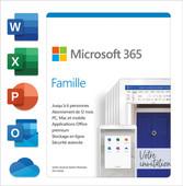 Microsoft 365 Family Subscription 1 Year FR