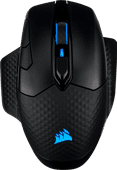 Corsair Dark Core RGB Pro SE Draadloze Gaming Muis
