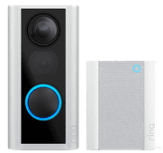 Ring Doorview Camera + Chime Gen. 2
