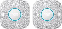 Google Nest Protect V2 Batterie Lot de 2