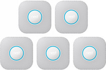 Google Nest Protect V2 (Batterij) 5-pack