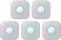 Google Nest Protect V2 (Battery) 5-pack