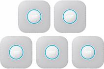 Google Nest Protect V2 Mains power 5-pack