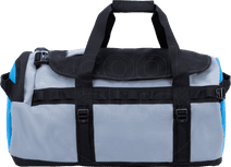 The North Face Gilman Duffel M Black/Mid Grey/Clear Lake Blue