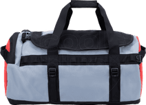 The North Face Gilman Duffel M 71L Black/Mid Grey/Fiery Red