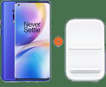 OnePlus 8 Pro 256GB Blue 5G + OnePlus Wireless Charger 30W