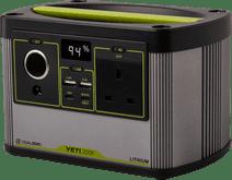 Goal Zero Yeti 200X Portable Power Station 187 Wh