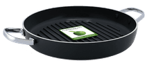 GreenPan Essentials ronde grillpan- 28 cm