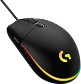 Logitech G203 Lightsync Gaming Mouse Black