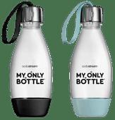 SodaStream My Only Bottle 0,5 liter 2-pack