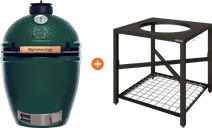 Big Green Egg Large including frame