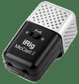 IK Multimedia iRig Mic Cast 2