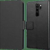 Just in Case Wallet Xiaomi Redmi Note 8 Pro Book Case Zwart