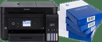 Epson EcoTank ET-4750 + A4 papier